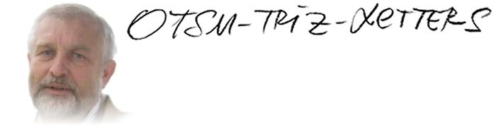 OTSM-TRIZ-Letters
